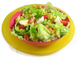 Ensalada para la dieta scardale