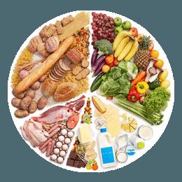 menu de la gastronomia mediterránea (Grecia, Italia, España y Francia) - La buena alimentación ayuda a cuidar la salud y a disminuir el riesgo de diabetes a través de la nutrición.
