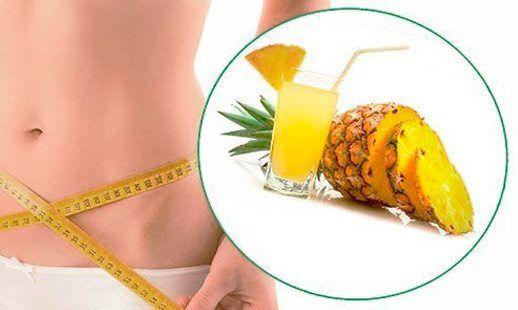Qué es la dieta de la piña y por qué te ayuda a adelgazar tan rápido